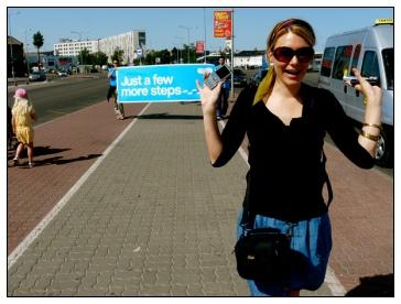 Skype Nomad, le jeune journaliste australienne vient d'effectuer un tour du monde en 33 jours !