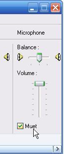 Panneau Volume