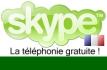 Téléchargez le freware Skype France